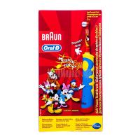 Зубна щітка Oral-B Braun Mickey Mouse х6