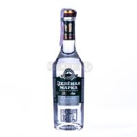 Горілка Зелена марка Кедрова 40% 0,25л х12