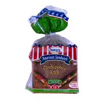 Хліб Harry`s American Sandwich житньо-пшеничний 470г