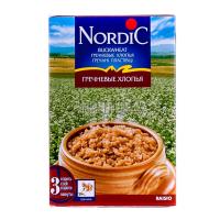 Каша Nordic гречані пластівці 550г х10