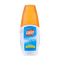 Засіб OFF аква-спрей проти комарів 100мл х12