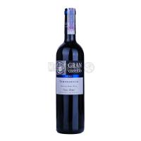 Вино Gran Castillo Tempranillo червоне напівсолодке 0.75л x3