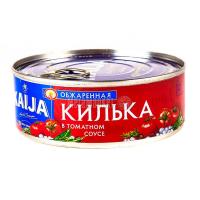 Кілька Kaija обсмажена у томат. соусі 240г