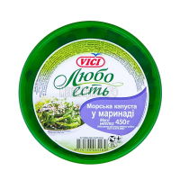 Салат Vici Любо есть Морська капуста у маринаді 450г х8