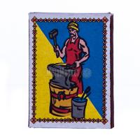 Сірники Беларусь господарські 10шт арт.001597 х10