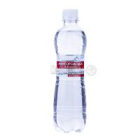 Вода мінеральна Миргородська Лагідна н/г 0,5л х12