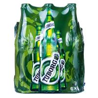 Пиво Tuborg Green с/б 6*0,5л