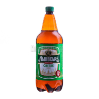 Пиво Львівське Світле 1,5л