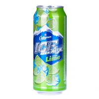 Пиво Славутич ICE Beer Mix Lime з/б 0.5л