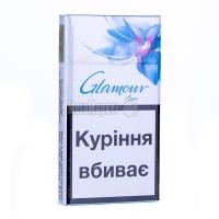 Сигарети Glamour Super Slims Azure