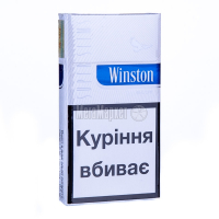 Сигарети Winston Super Slims Blue