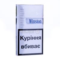Сигарети Winston Super Slims Silver