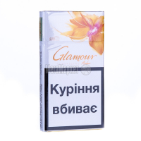 Сигарети Glamour Super Slims Amber