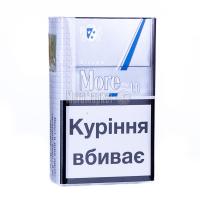 Сигарети More Silver