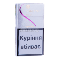 Сигарети Sobranie Super Slims White