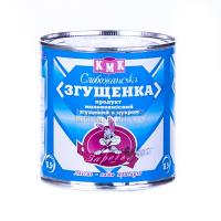 Продукт КМК Заречье Сгущенка молоков.згущ. з цукром 370г х20