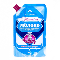 Молоко КМК Заречье згущене з цукром 8,5% 270г х20