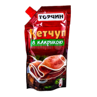 Кетчуп Торчин Продукт з паприкою 300г
