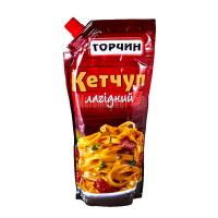 Кетчуп Торчин Лагідний 450г