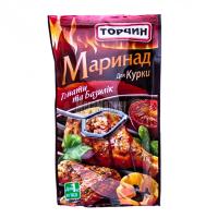 Маринад Торчин для курки томати та базилік 175г