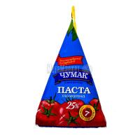 Паста томатна Чумак 25% 70г х48