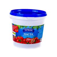 Паста томатна Чумак 25% 1000г х4