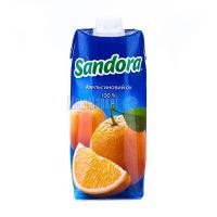 Сік Сандора апельсиновий 500мл х10