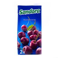 Нектар Сандора вишневий 2л х6