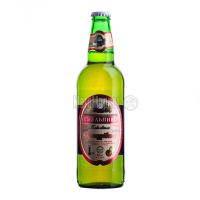 Пиво Проскурівське світле с/б 0.5л