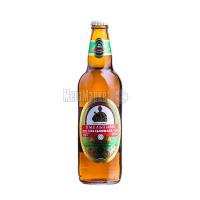 Пиво Хмельницьке світле с/б 0.5л