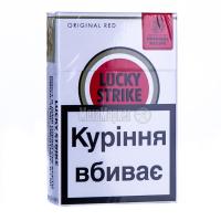 Сигарети Lucky Strike Original Red