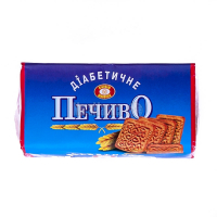 Печиво ХБФ Діабетичне 200г