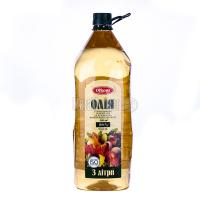 Олія соняшникова Олком 3л