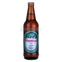 Пиво Бердичівське Лагер світле живе 0,5л