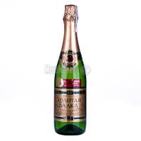 Вино ігристе Золота Балка біле напівсухе 0.75л х6.