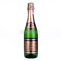 Вино ігристе Золота Балка біле напівсолодке 0.75л х6
