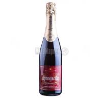 Вино ігристе Артемівське червоне витримане нап/сол.0,75л х6