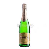 Вино ігристе Крим Біле брют 0.75л х6