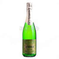 Вино ігристе Артемівське біле мускатне напівсухе 0.75л х6