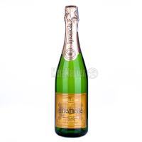 Вино ігристе Артемівське біле напівсухе 0.75л х6