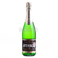 Вино ігристе Артемівське біле напівсолодке 0.75л х6