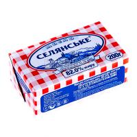 Масло Селянське солодковершкове екстра 82% 200г х20