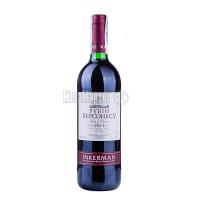 Вино Inkerman Рубін херсонеса червоне сухе 0.75л х6