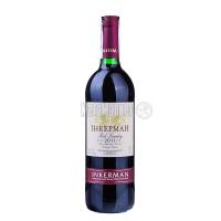 Вино Inkerman червоне напівсухе 0.7л х6