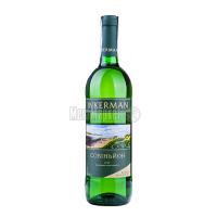 Вино Inkerman Совиньйон сортове біле сухе 0.75л