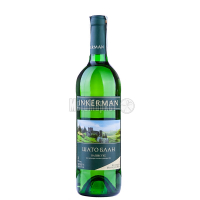 Вино Inkerman Шато Блан біле напівсухе 0.75л