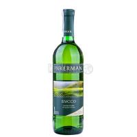 Вино Inkerman Буссо біле напівсолодке 0.75л