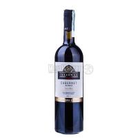 Вино Inkerman Cabernet сухе сортове червоне 0.75л х6