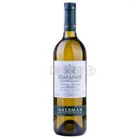 Вино Inkerman Шардоне Качинське 0.75л х6