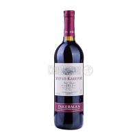 Вино Inkerman Мерло-Каберне 2011 червоне сухе 0.75л х6